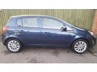 Vauxhall Corsa 1.4 Active. ONE OWNER. FSH. WARRANTY. HALF LEATHER.
