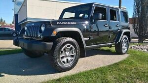 2016 JEEP WRANGLER RUBICON YOUR NEW WHIP THIS WINTER ! EXP5089
