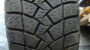 four goodyear ultra grip ice LT245 75 17 10 ply winter tires