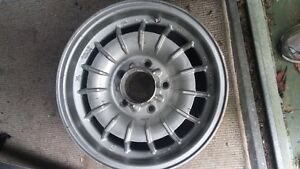 """VW, MERCEDES 14"""" rims two with all season goodyears"""