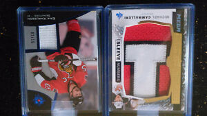 High end to low end hockey cards for sale, message if interested Sarnia Sarnia Area image 3