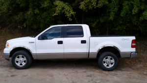 2005 Ford F150 crew cab. Kimberley