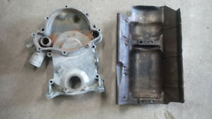 Pontiac engine parts and acceceries. Call with needs