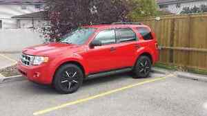 2009 Ford Escape XLT SUV, Crossover,remote starter, leather seat