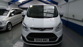Ford TOURNEO CUSTOM 300 LTD E-