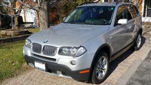 BMW X3 - 3.0i - 2008 - only Owner, 148.500 KM