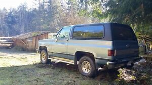 1989 Chevrolet Blazer Other
