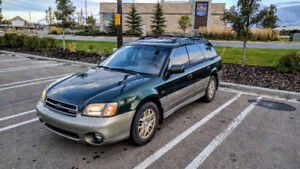 2001 Subaru Outback H6 VDC FULLY LOADED