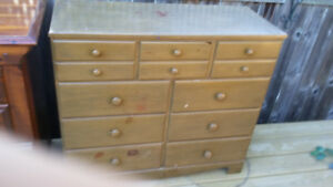 Medium Brown Dresser
