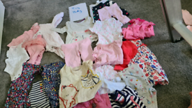 Baby Girl Clothes Tiny Baby/1 month