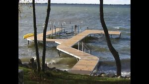 Aluminum Docks and lifts for sale