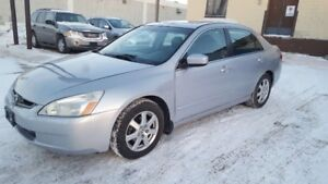2005 Honda Accord EX-V6,remoter start,ready to go