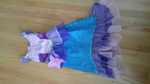 Disney Pricess Ariel Mermaid Dress
