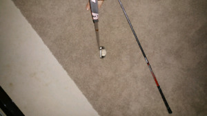 Odyssey putter- white hot tour- left handed