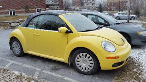 2009 Volkswagen New Beetle Cabriolet 2.5L
