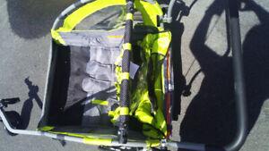 Chariot  pour vélo, bike trailer