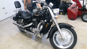 Honda shadow sabre 1100 2006