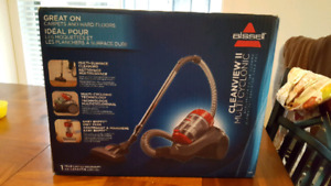 Aspirateur Bissell Cleanview II Multi Cyclonic