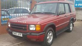 1998 LAND ROVER DISCOVERY 2.5 TD5 GS 5DR