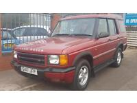 1998 LAND ROVER DISCOVERY 2.5TD GS 5DR