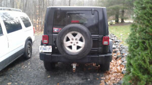 Jeep Rims & Tires  O/S  Parry Sound