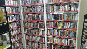 All DVD movies are $1.50 each or 20 for $20 !!! @ ABC