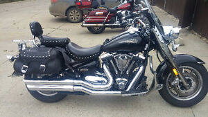 2005 yamaha roadstar ltd edition