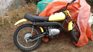Yamaha Pit Bike or project.