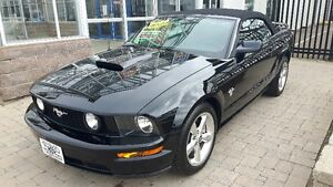2009 Ford Mustang Convertible
