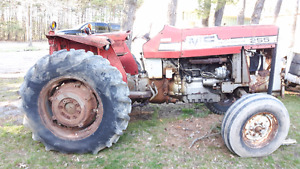 Massey Ferguson 255 Parting out