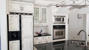 High End Full Kitchen cabinetry