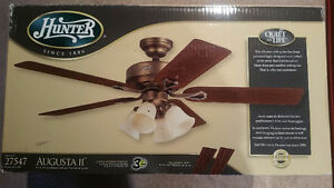 Brand New In Box Ceiling Fans