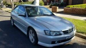 holden commodore vy series 2 calais 5.7 ls1 auto leather v8 not ss hsv