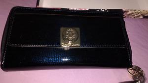 Navy Blue Christian Lacroix Wallet