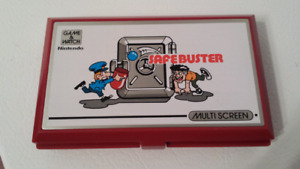Game & watch : safe buster