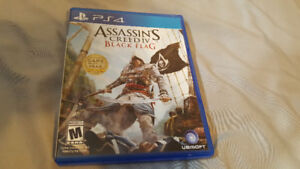 Assassin's Creed Black Flag PS4 Game