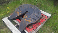Holland Air Slide 5th Wheel Commercial Hitch