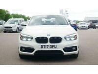 2017 BMW 1 Series 120d xDrive Sport 5dr Step Auto Hatchback diesel Automatic
