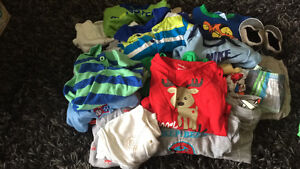 0-3 month boy clothing