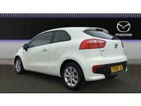 2015 Kia Rio 1.25 1 3dr Petrol Hatchback Hatchback Petrol Manual