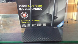 Asus N300 Router