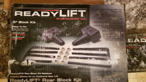 Lift/Leveling Kit for 2004-2014 Ford F150