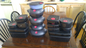 Price Reduced: Unbreakable Microwave and Freeze-safe Tupperware