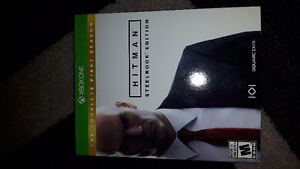 Hitman The complete first season Steel book edition