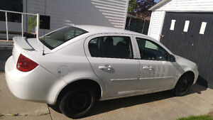 2007 Pontiac G5 as is