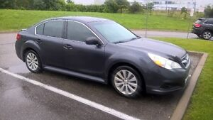 2010 Subaru Legacy Prem All-Weather/Pwr Moon Sedan 6SPEED