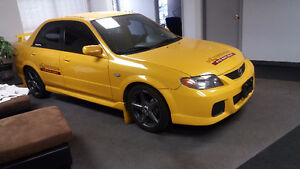 2003 Mazda MAZDASPEED Protege Sedan