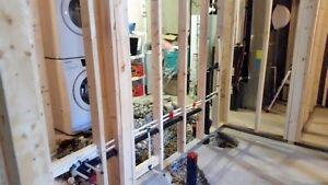 Plumbing Renovations/Services