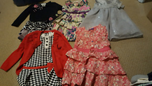 Toddler girl size 2 dress lot.