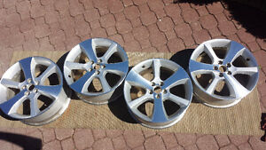 "17"" Rims Alloy"